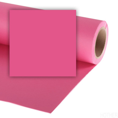 Colorama 184 Rose Pink 2,72 x 11m.