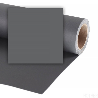 Colorama 549 Charcoal 1,35 x 11m.