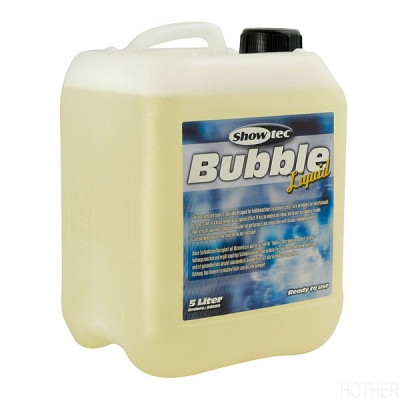 Showtech Bubble fluid 5L