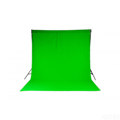 Interfit Chromakey Green Screen 2,9 x 3m