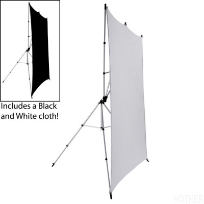 EZ Drop Portable Background Kit INT142