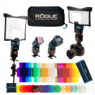Rogue X FlashBender-2-Portable-Lighting-Kit