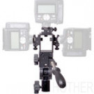 Iterfit Strobies Triple Flash Bracket INT 337