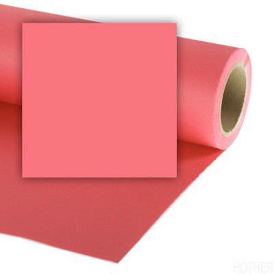 Colorama 546 Coral Pink 1.35 X 11M