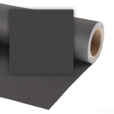 Colorama 468 Black 3,55 x 30m.