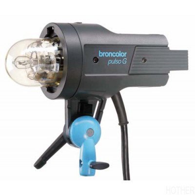 Broncolor Pulso 4 G lampe 3200 Ws komplet