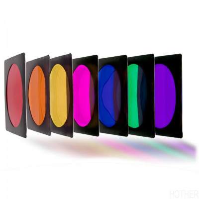Color Filters for S-Type Barndoor Set AC8011