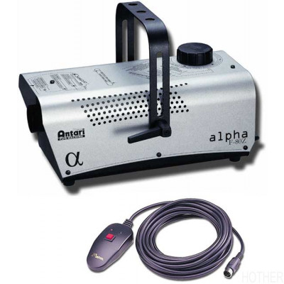 Alpha Fog Machine F80Z
