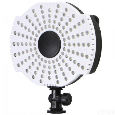 CN126B Nanguang 126 LED On Camera Ring Light