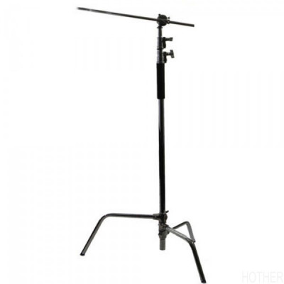 Interfit C-Stand - 2.9m) & Boom Arm - 100cm INT308