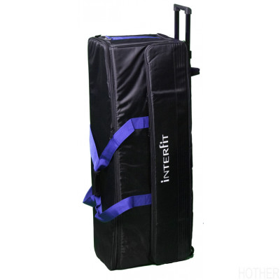 INTERFIT Large 3 head All in one Roller Bag INT 435