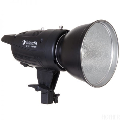 INTERFIT F121 KOMPAKT FLASH 100WS KIT
