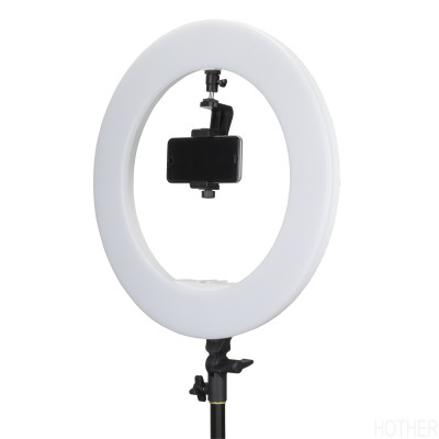 INTERFIT 46cm Ring Light Bi-Colour LED komplet med tilbehør